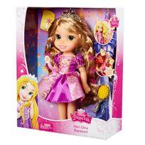 Princesse Raiponce - Poupée - Raiponce chantante et cheveux magiques - 75944