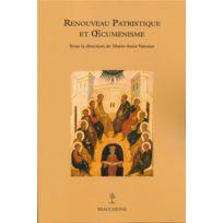Beauchesne - Renouveau patristique et oecuménisme