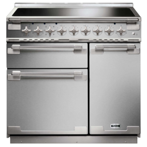 Falcon piano de cuisson induction a 73l 5 feux inox - Piano cuisine induction ...