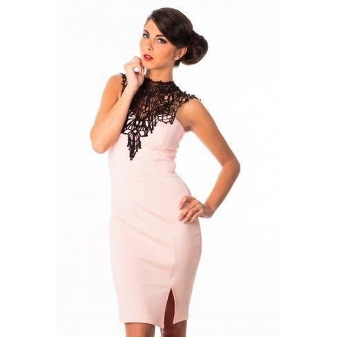 72669b08f1d Princesse Boutique - Robe Rose Chic - pas cher Achat   Vente Robes ...
