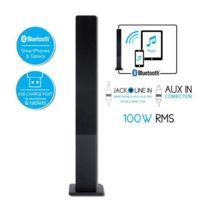 Schaub Lorenz - Sl Tower - Enceinte colonne - Système sonore 2.1 - Bluetooth Edr 3.0 - Puissance 40 watts