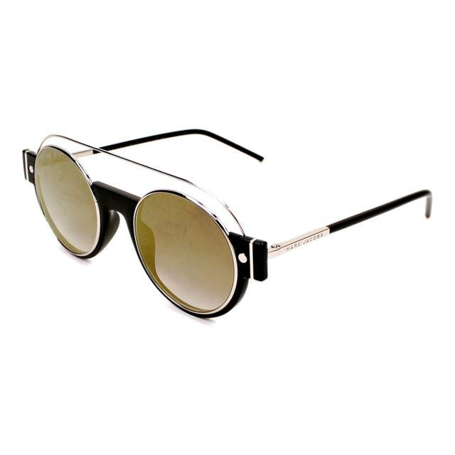 88ae6501e7ea05 Marc Jacobs - Lunettes de soleil Marc-2-S U4Z FQ Mixte Argent - pas cher  Achat   Vente Lunettes Tendance - RueDuCommerce