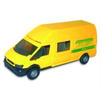 John World - Modèle réduit en plastique : Camion express : Jaune