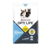 Opti-life - Croquettes Opti Life light pour chien adulte petite taille Sac 7,5 kg