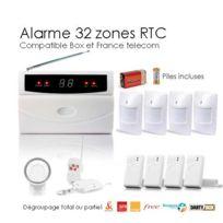 SecuriteGOODdeal - Centrale d'alarme sans fil 32 Zones Xl Box