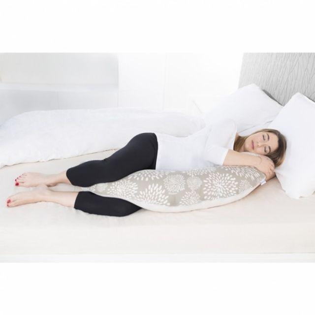 BABYMOOV Coussin de maternité Doomoo - Coloris Dandelion Le coussin de maternité Doomoo est morphologique, ergonomique et évolutif: il vous accompagnera de la grossesse aux premiers mois de bébé