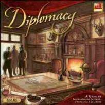Avalon Hill - Jeux de société - Diplomacy Version Anglaise