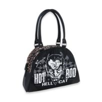 094a1400faab Universel - Sac a main bowling hot rod hellcat genuine devil diable rock