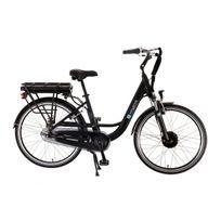Wayscral - vélo électrique City 520 36V | 13,2Ah | Noir