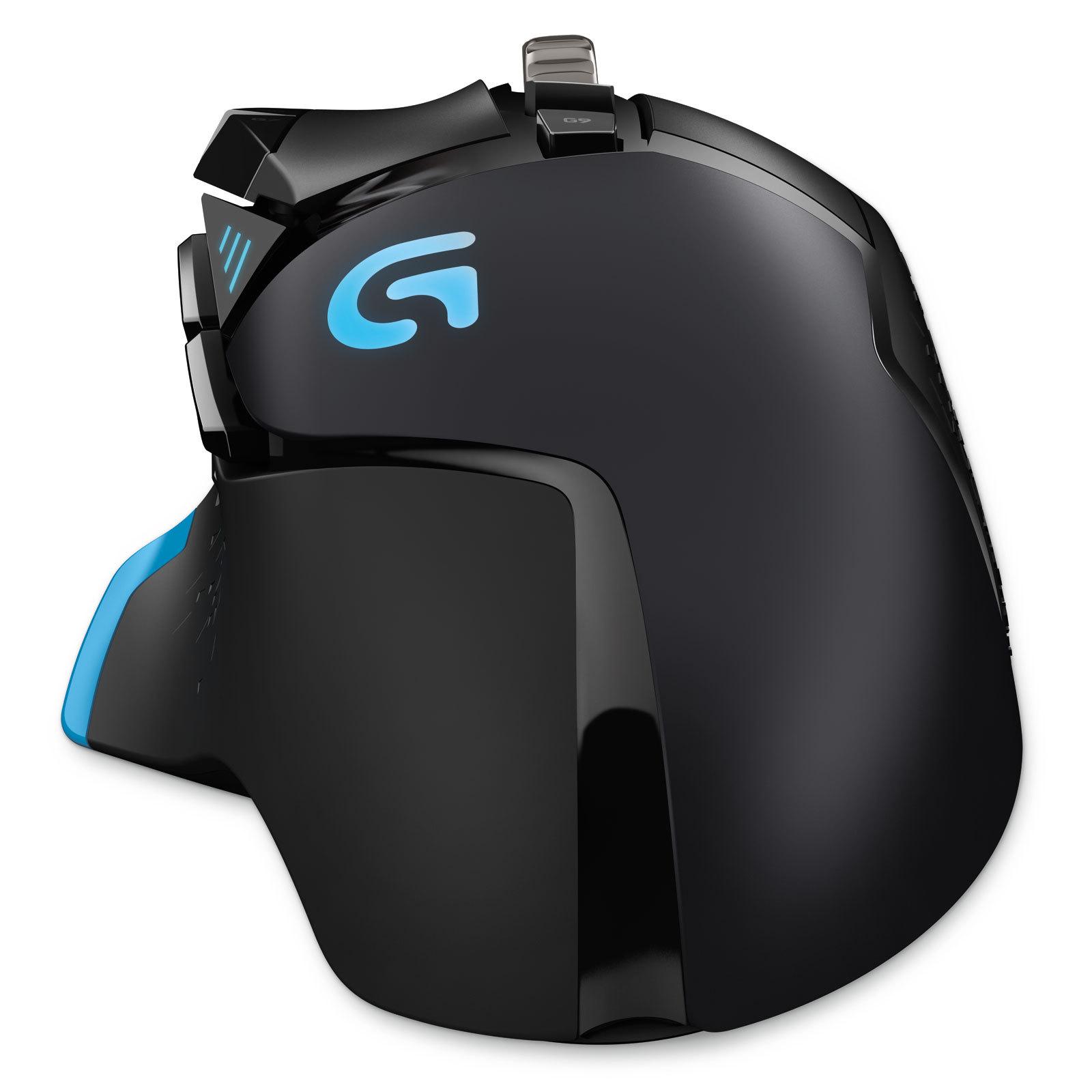 Souris Gamer G502 Lightspeed RGB Logitech