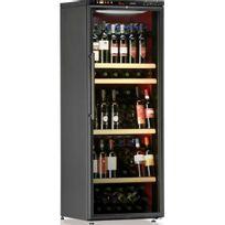Calice - Cave à vin de service - Multi-Températures temp 116 bouteilles - Noir Aci-cal207P - Pose libre