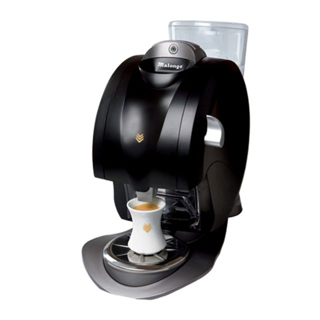 Malongo Machine A Cafe Oh Matic Noire Achat Cafetiere