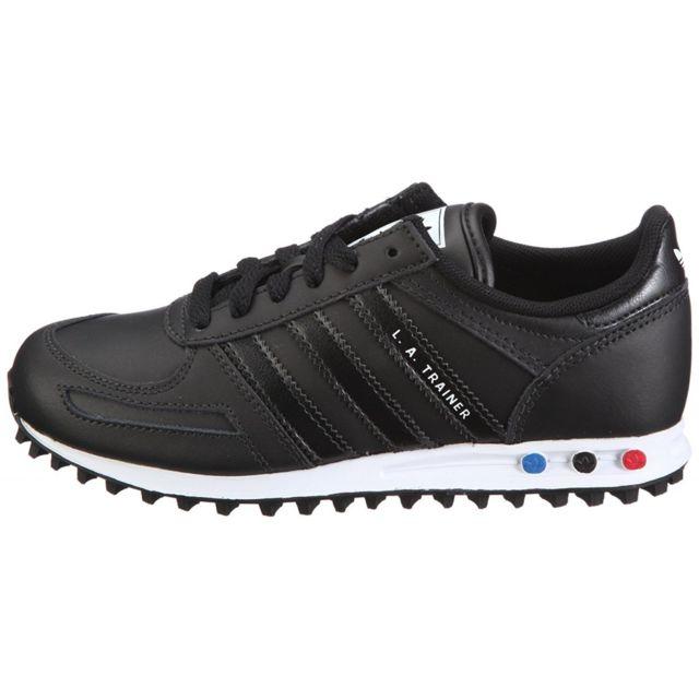 sports shoes 24e88 ae4e0 Adidas originals - Basket adidas Originals La Trainer Junior - Ref. G51173