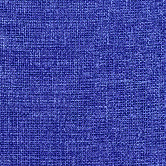 TEX HOME - Coussin faux lin en polyester Indigo - 30cm x 40cm