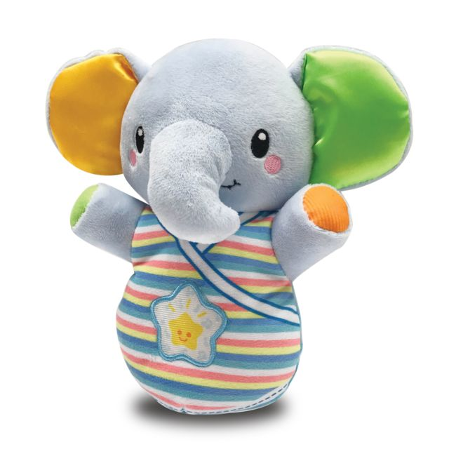 VTECH Elephanteau dodo bleu - 508605