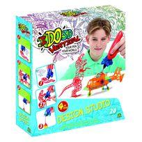 Giochi Preziosi - Création Objets 3D : Ido3D Vertical Design Studio 4