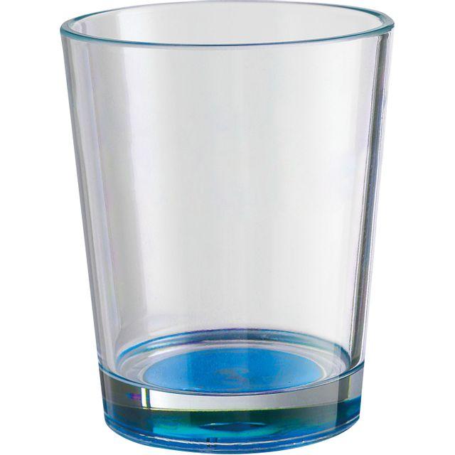 Autre Pack 2 verres Multiglass Color 30 cl bleu