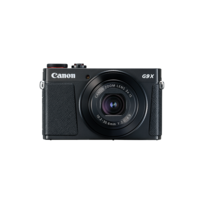 CANON - Appareil photo compact PowerShot G9 X Mark II -1717C002 - Noir