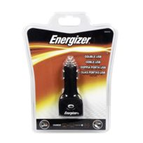 Energizer - chargeur 12/24V double sortie Usb