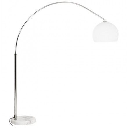 Small Pied Design Acier Techneb Lampe Sur Moyenne En Chromé Moerol rxtsdBoChQ