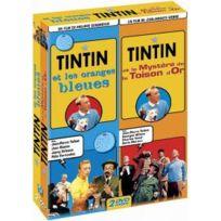 Lcj Editions - Tintin et les oranges bleues + Tintin et le mystère de la toison d'or
