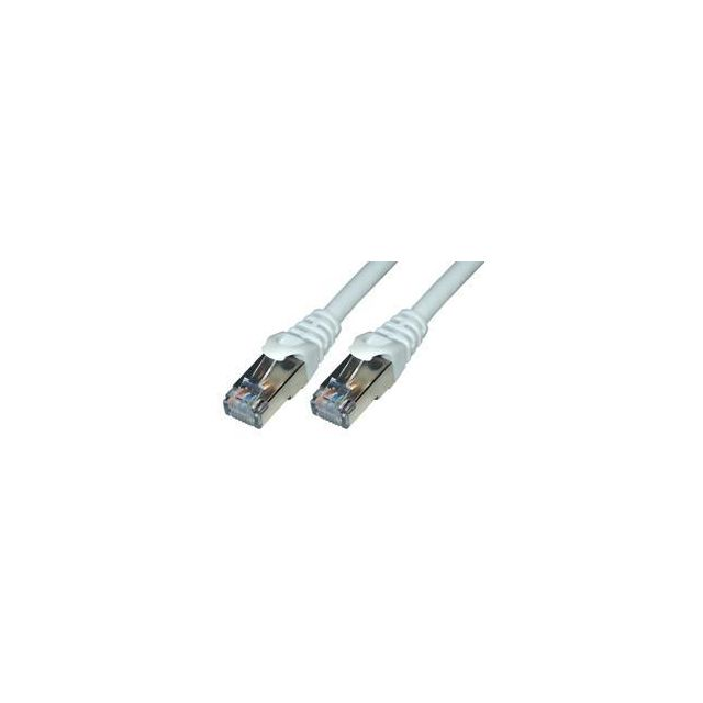 Grey MCL 30m CAT 6 U//UTP Patch Cable