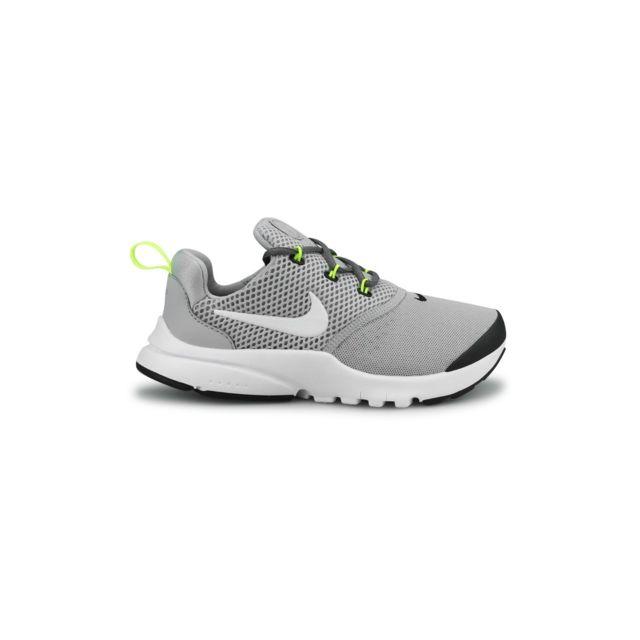 regard détaillé 0866f 69eaa Nike - Presto Fly Enfant Gris 33 1/2 - pas cher Achat ...