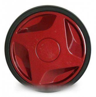 Moulinex Roue+enjoliveur rouge pour aspirateur