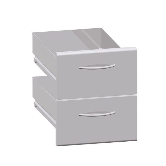 Bartscher 2 tiroirs