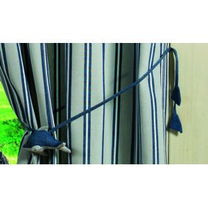 amazing homemaison embrasse udauphin bleu with embrasse pour rideaux pas cher. Black Bedroom Furniture Sets. Home Design Ideas