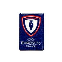 No Name - Uefa Euro 2016 - Magnet Ecusson Coupe - 8 x 5.3cm - Produit Officiel