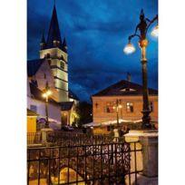 Dtoys - Puzzle 1000 pièces - Roumanie : Sibiu, Hermannstadt