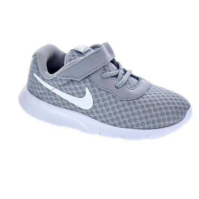 save off 7b9d0 4d95d Nike - Chaussures Nike Garçon Baskets modele Tanjun