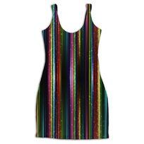 Collection Vip - Robe courte Rainbow