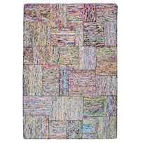 The Rug Republic - Tapis Silklane Multi Blanc pour chambre Parents par The Rug Républic - Couleur - Crème, Taille - 160 x 230 cm