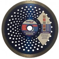 WellCut - Disque Extreme Diamant Turbo - Taille - Ø 230 x 22.23mm