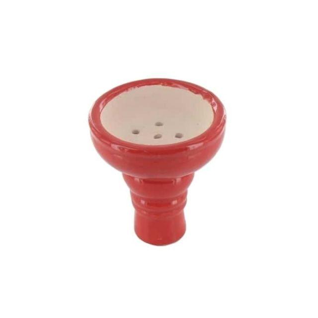 Aladin Foyer pour narguilé xl rouge