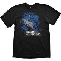 Gaya Entertainment - T-shirt 'STARCRAFT Ii' - Terraner Eu Exclusive - Taille