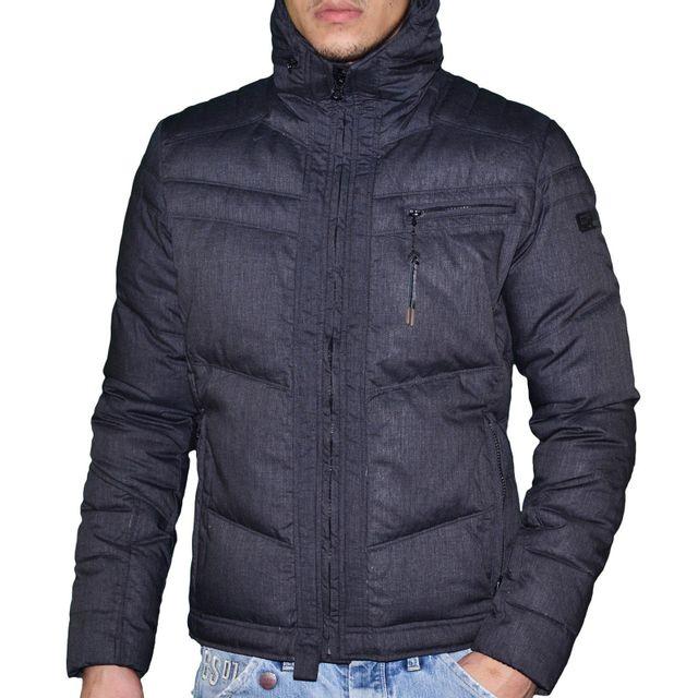 Manteau doudoune homme