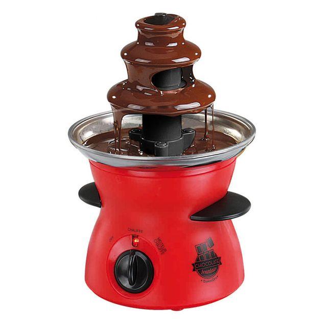 Domoclip - Fontaine à chocolat électrique Dom335