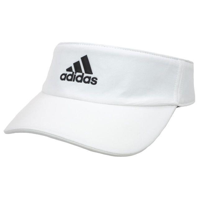 Adidas Visiere Casquette Clima Visor Blanc Blanc 43702 Pas Cher