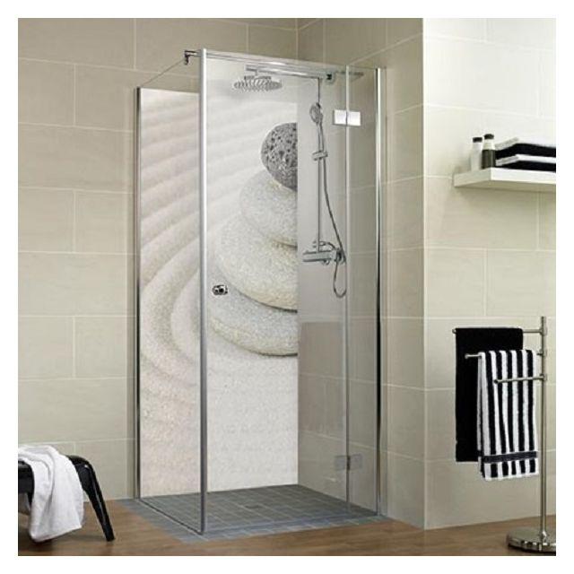 schulte panneau mural de douche 90 x 210 cm panneau de rev tement pour salle de bains. Black Bedroom Furniture Sets. Home Design Ideas