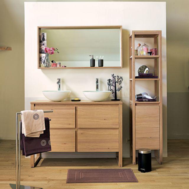 Alinea vasque salle de bains cotemaison fr petite salle vasque savoir plus meuble angles - Luminaire salle de bain alinea ...