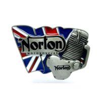 Universel - Boucle de ceinture norton moteur motorcycle anglaise moto