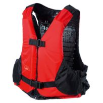 EGALIS - Gilet Brantome rouge taille S/M