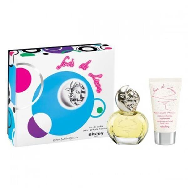 Sisley - Give Soir De Lune Edp 30Ml Vapo. + Creme Parfumee Hydratante Corps  50Ml - pas cher Achat   Vente Coffrets - RueDuCommerce 7775ec38261b