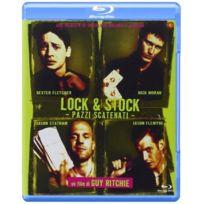 Cecchi Gori E.E. Home Video Srl - Lock & Stock - Pazzi Scatenati BLU-RAY, IMPORT Italien, IMPORT Blu-ray - Edition simple