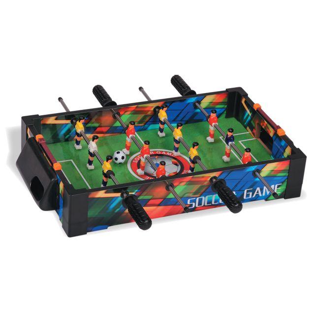 LEGNOLAND - Jeux de table - Babyfoot de table en bois - 36608 - pas ... f64203ac7d6c