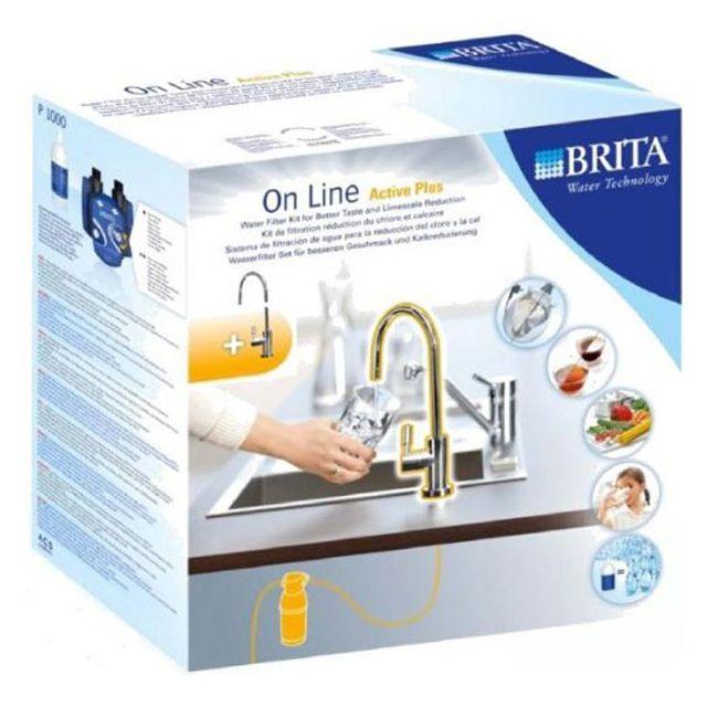 brita kit filtration sur robinet robinet filtrant. Black Bedroom Furniture Sets. Home Design Ideas