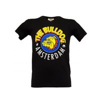The Bulldog - T-shirt noir homme Xl